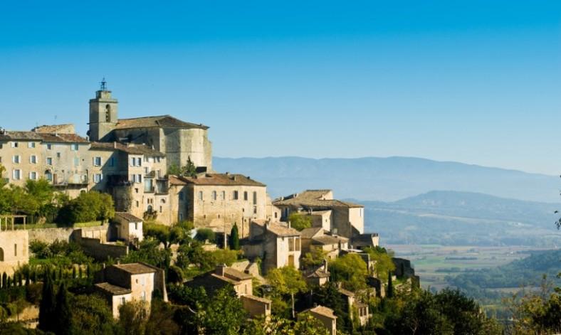 Medieval Village French Riviera