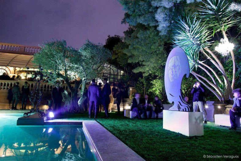 Art Exhibition In Villa Saint Georges