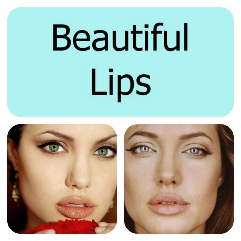 angelina lips