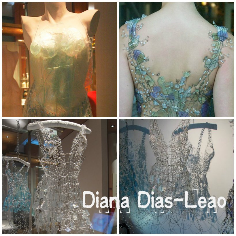 The Glass Dresses of Diana Dias-Leão
